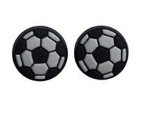 black and white soccer ball, bracket budz soccer ball, BracketEars