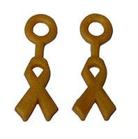 roxie gold ribbon, BracketEars